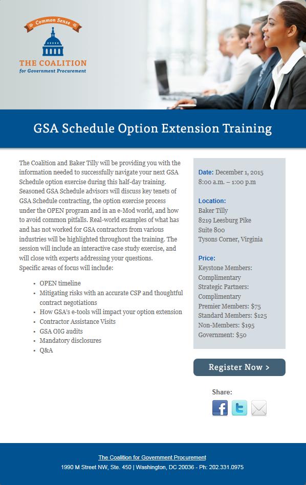 gsa schedule pic